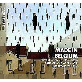 Made in Belgium, CD