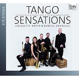 Tango sensations, CD