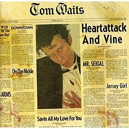 Heartattack and vine, édition limitée 180g vinyle transparent, Vinyle 33T