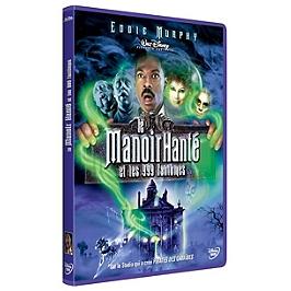 Le manoir hante et les 999 fantomes, Dvd