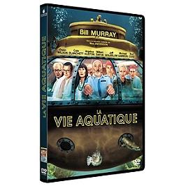 La vie aquatique, Dvd