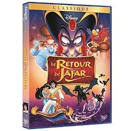 Le retour de Jafar, Dvd
