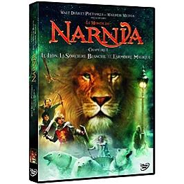 Le monde de Narnia, chapitre 1 : le lion, la sorciere blanche et l'armoire magique, Dvd