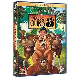 Frère des ours 2, Dvd