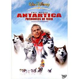 Antartica, prisonniers du froid, Dvd