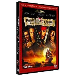 Pirates des caraïbes, la malédiction du Black Pearl, Dvd