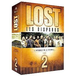 Lost, saison 2, Dvd