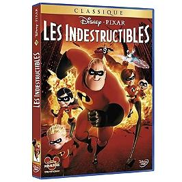 Les indestructibles, Dvd