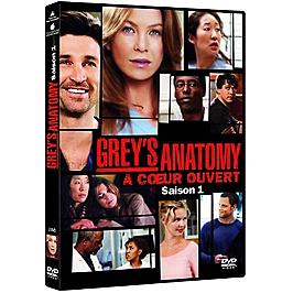 Grey's Anatomy, saison 1, Dvd
