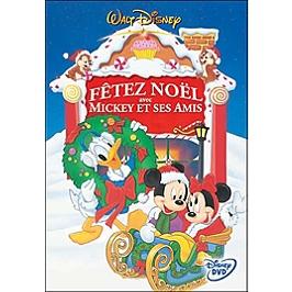 Fêtez Noël avec Mickey et ses amis !, Dvd