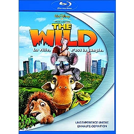 The wild, Blu-ray