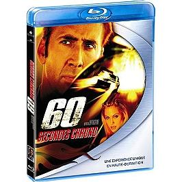 60 secondes chrono, Blu-ray