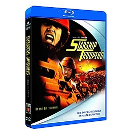 Starship troopers, Blu-ray