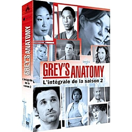 Grey's anatomy, saison 2, Dvd