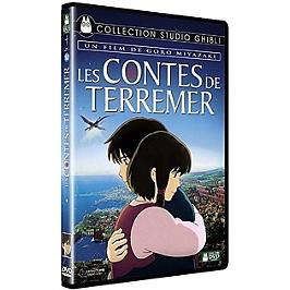 Les Contes de Terremer, Dvd