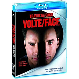 Volte face, Blu-ray