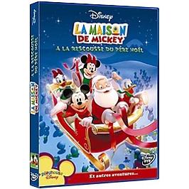 La maison de Mickey : à la rescousse du Père Noël, Dvd