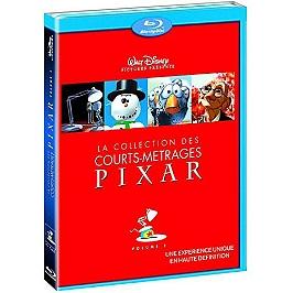 La collection des courts-métrages Pixar, Blu-ray