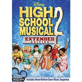 High school musical 2, Dvd