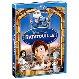 Ratatouille, Blu-ray