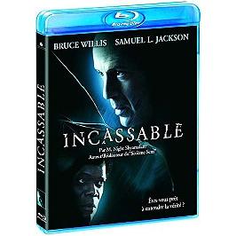 Incassable, Blu-ray