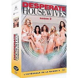 Coffret desperate housewives, saison 3, Dvd