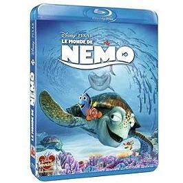 Le monde Némo, Blu-ray