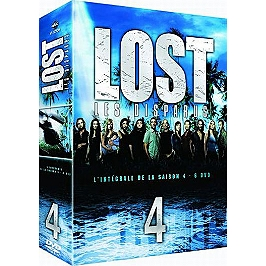 Lost, saison 4, Dvd