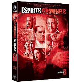 Coffret esprits criminels, saison 3, Dvd
