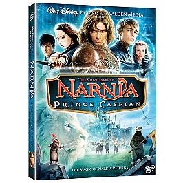 Le monde de Narnia, chapitre 2 : Le prince Caspian, Dvd