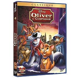 Oliver et compagnie, édition anniversaire, Dvd
