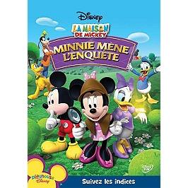 La Maison de Mickey : Minnie mène l'enquête, Dvd