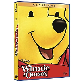 Les aventures de Winnie l'ourson, édition exclusive, Dvd