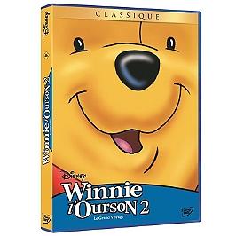 Winnie l'ourson 2 : Le grand voyage, édition exclusive, Dvd