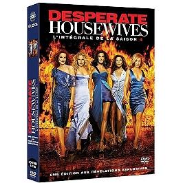 Coffret desperate housewives, saison 4, Dvd