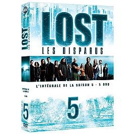 Lost, saison 5, Dvd