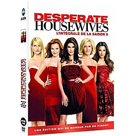 Coffret desperate housewives, saison 5, Dvd