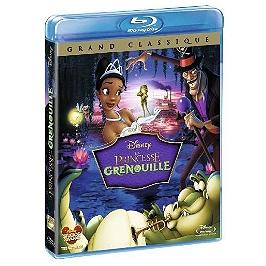 La princesse et la grenouille, Blu-ray