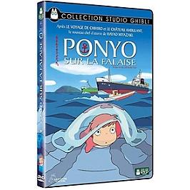 Ponyo sur la falaise, Dvd