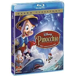 Pinocchio, Blu-ray