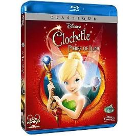 Clochette, pierre de Lune, Blu-ray