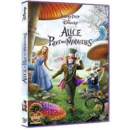 Alice au pays des merveilles, Dvd