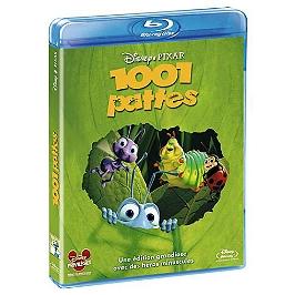 1001 pattes, Blu-ray