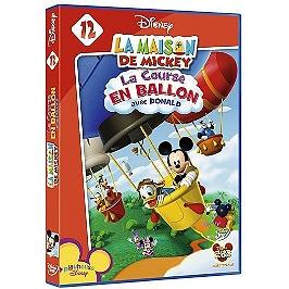 La maison de Mickey : la course en ballon avec Donald, Dvd