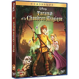Taram et le chaudron magique, édition exclusive, Dvd
