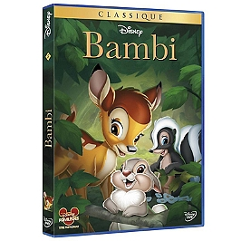 Bambi, Dvd