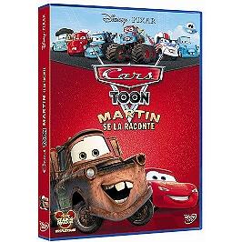 Cars toon, Martin se la raconte, Dvd