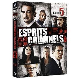 Coffret esprits criminels, saison 5, Dvd
