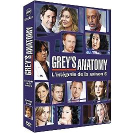 Grey's anatomy, saison 6, Dvd