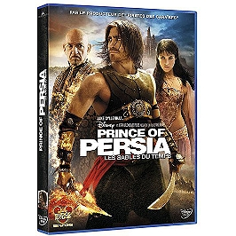 Prince of Persia, Dvd